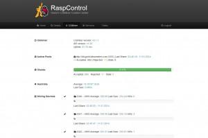 Raspcontrol_CGminer_01